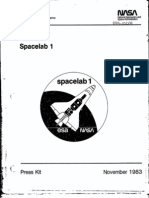 STS-9 Spacelab1 Press Kit