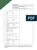 matematika dasar soal  spmb 2006