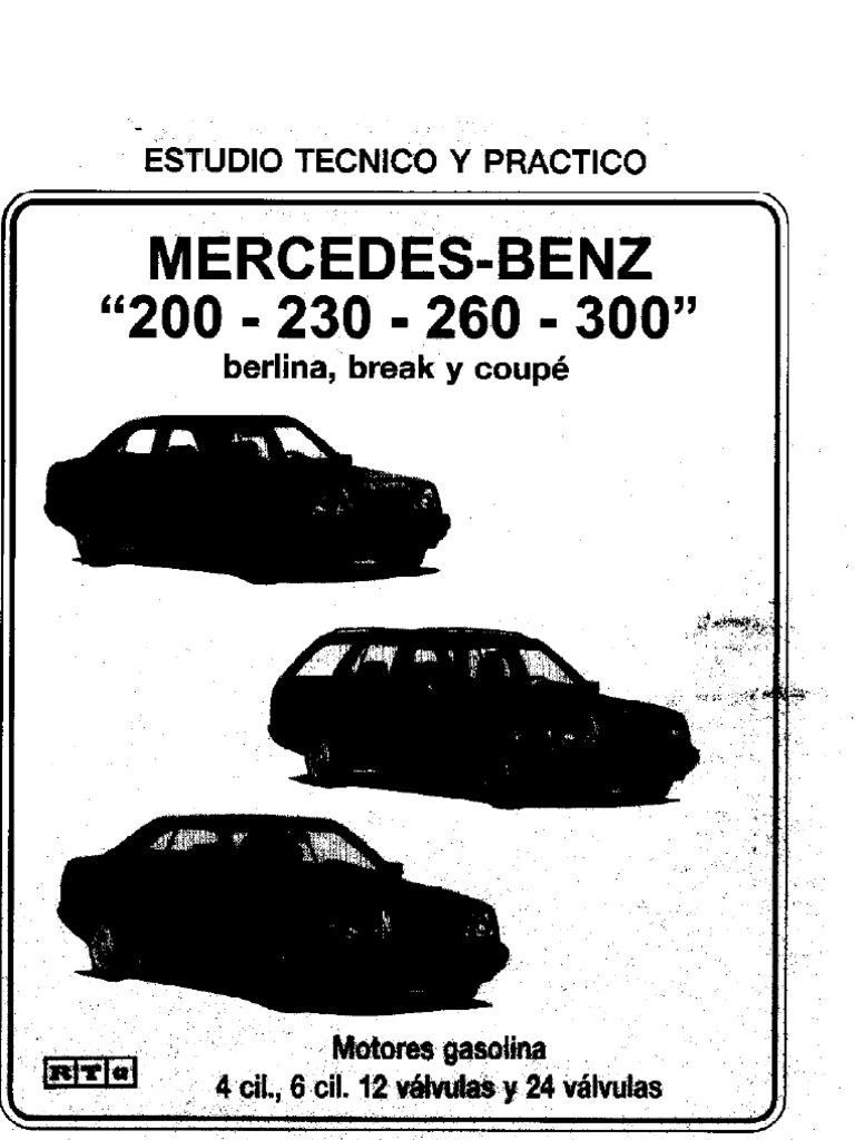 [0] Manual De Taller Completo Mercedes-Benz Carrocería