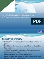 IndiGo Airlines Marketing Plan