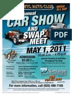 Car Show 2011 WEB Flyer