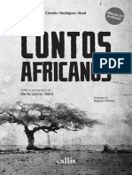 Contos africanos- MD professor