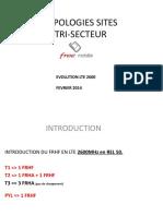 TYPOLOGIES SITES - FREE MOBILE_3G-4G2600_REL50