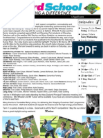 Salford School Newsletter 01.04.11