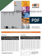 20 INT3 Acústica Catálogo Materiales