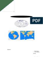 trabajo de proyecciones cartograficas