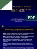 Clase1 Modelos, Tendencias y Rehabilitacion NeuRopsicologia