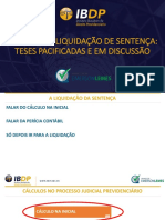 CALCULO DE LIQUIDACAO DE SENTENCA EMERSON LEMES