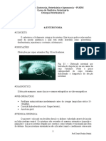 ENTEROTOMIA - ENTERECTOMIA