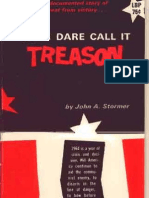 None Dare Call It Treason (John Stormer, 1964)