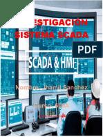 Investigación Sistema Scada
