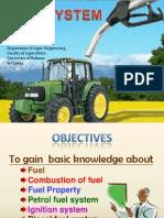 Fuel system basic