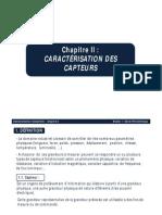 Chap 02_Caractérisation Des Capteurs