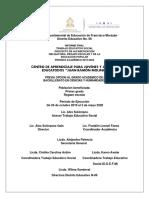 Informe Final de TES 2019-2020 JRM