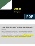 stress biologique