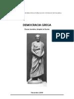 Democracia ateniense (texto apenas para leitura)