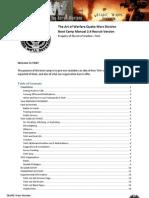 QW Division - Boot-Camp Manual - Recruit Version