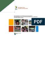 Perfil Pronoei Purus 2015