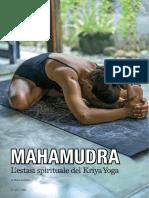 1912 Rivista Vivere Lo Yoga Mahamudra
