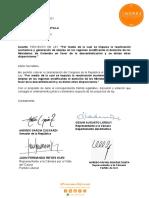 Proyecto descentralizacion ministerios