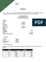 01 Ejercicio Bancos Las Orquideas
