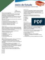 ENFERMAGEM E O CONTROLE DA INFECCAO RELACIONADA A ASSISISTENCIA A SAUDE_Questões
