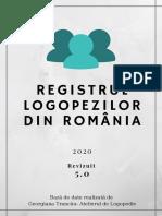 Registrul Logopezilor Din România 4