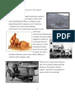 Evoluţia mijloacelor de transport