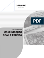 Comunicação Oral e Escrita SENAI