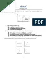 Evaluación Trimestral  Física Noveno 1 Trimestre