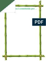 A Planta é Constituida Por