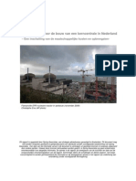 Overheidsgarantie voor de bouw van een kerncentrale in Nederland