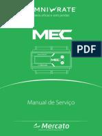 Manual do integrador - Mercato MEC