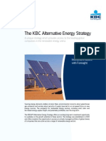 KBC Alternative Energy UK