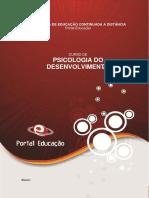 SEGUNDA PARTE CURSO PSICOLOGIA DO DESENVOLVIMENTO