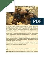 Fanmade - Raça - Rhox (Povo-Rinoceronte)