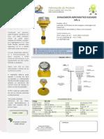981300-HPL1 SINALIZADOR ELEVADO R0