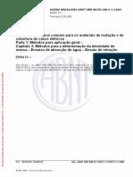 Errata 1 - Nbr Nm-iec 60811-1-3