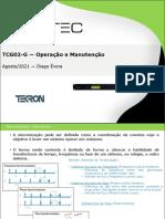 Treinamento O&M TCG02-G - V2