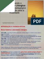 LABORATÓRIO LITÚRGICO E RICA