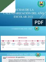 COMISIÓN DEL PAT - 2021