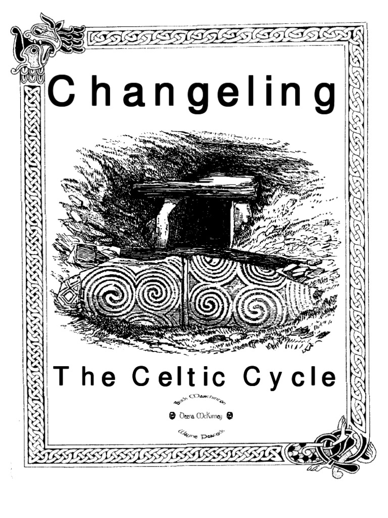 Changeling the Dreaming - The Celtic Cycle | Fairies
