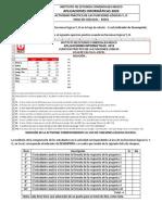 Actividad de Las Funciones Logicas Y O en La Hoja de Calculo Excel
