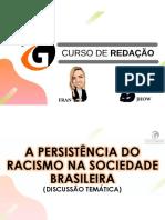 A persistência do racismo na sociedade brasileira contemporânea - Repertório