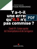 Y a-t-il une erreur qu'ils n'ont pas commise __ Covid-19 _ l'union sacrée de l'incompétence et l'arrogance (2000, Albin Michel) - libgen.li.pdf