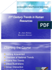 21st_Century_Trends_in_HR_Jody_Shelton