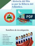 Tras La Historia Del Río Magdalena Por La Ribera Del Atlántico.