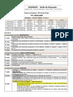 ROTEIRO DE ESTUDOS  -  9º ANO 2 - de 26 a 30 de abril
