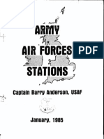UK Air Force Bases (1945)