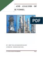 Design Analysis of PV